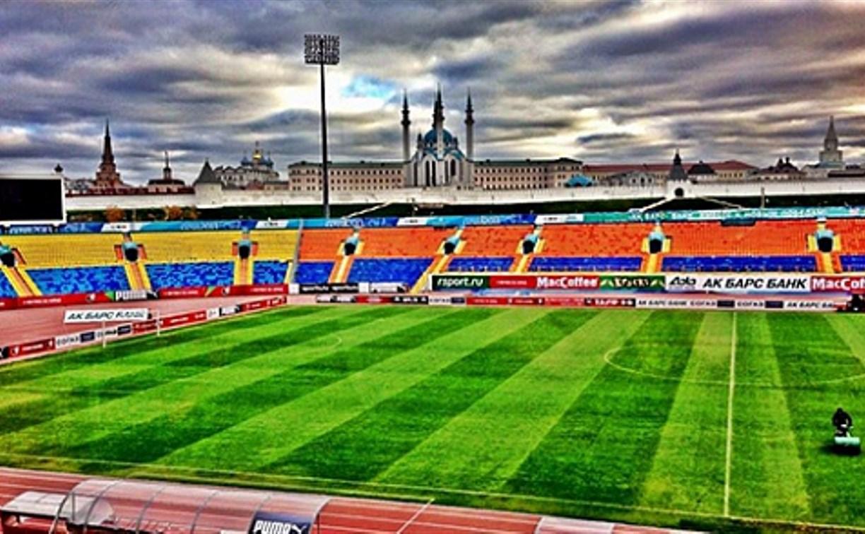 «Арсенал» улетел в Казань