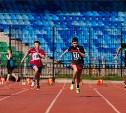 Школьники из Тулы и области сдали нормы ГТО в легкоатлетических видах спорта