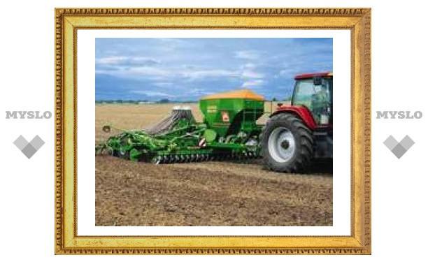 Сельхозземли Тульской области используются не по назначению