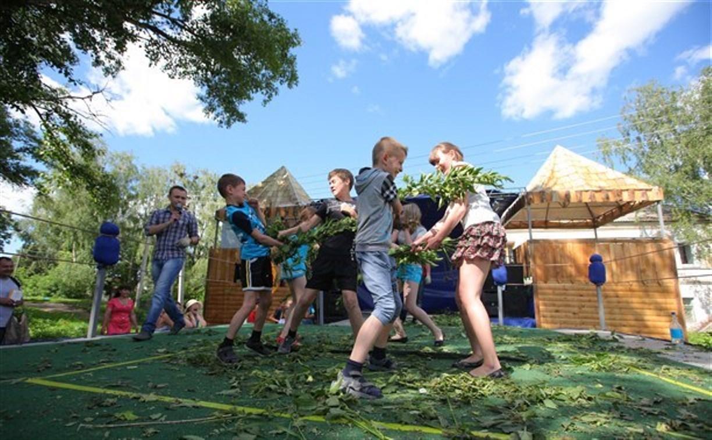 Туляков приглашают принять участие в конкурсе, посвящённом фестивалю в Крапивне
