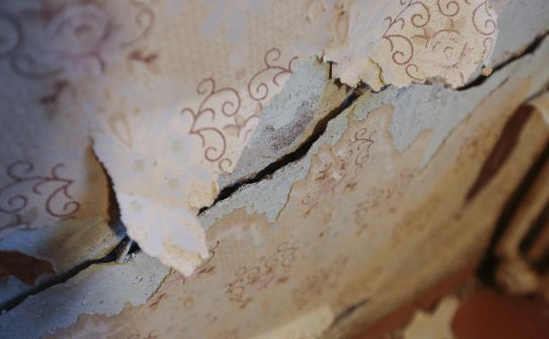 Туляки: «Ночью в нашем доме начала рушиться стена»