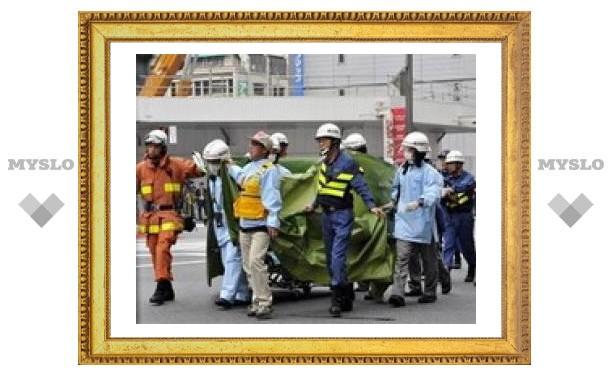 В центре Токио якудза устроил резню: шесть погибших