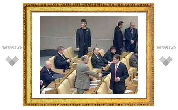 Туляки одобрили бюджет на 2009 год