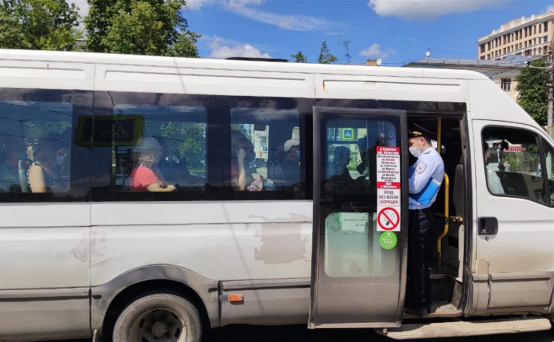 За выходные более 500 жителей Тульской области оштрафовали за нарушение антиковидных мер