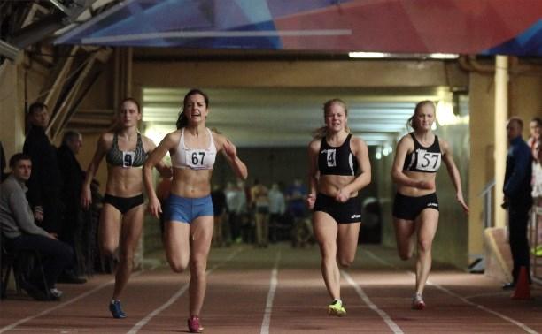 Тульские легкоатлеты отлично проявили себя в Рязани