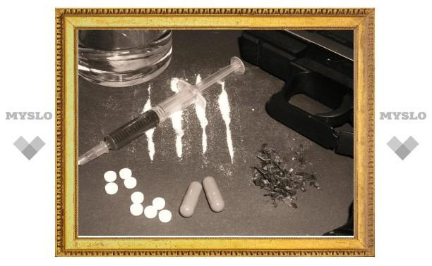 В Туле сто человек посадили за «наркоту»