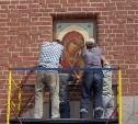 На Одоевскую башню Тульского кремля вернули икону Богородицы