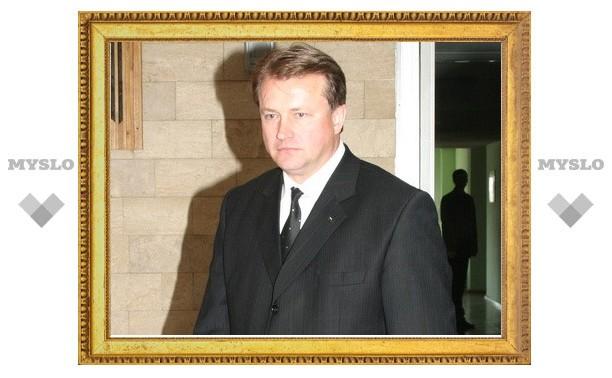 Губернатор Тульской области побывал на очной ставке с Виктором Волковым