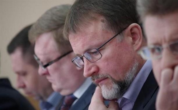 Волков сознался, что был посредником в передаче взятки Дудке