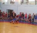 В Туле прошли областные соревнования по греко-римской борьбе