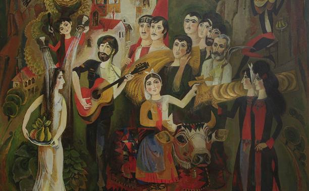 В Туле открылась новая выставка «Искусство СССР. Новые поступления»