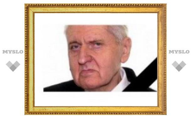 Скончался старейший преподаватель ТулГУ