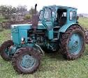 В Чернском районе жителя Твери переехал трактор