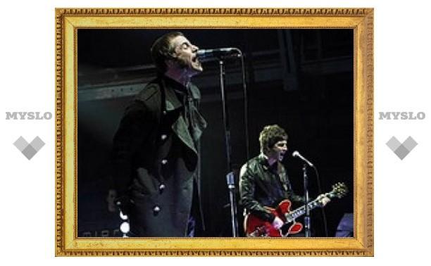 Oasis - авторы лучших британских песен всех времен