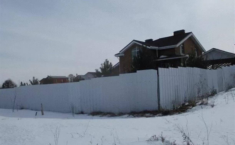 Владелец одного из домов в Колхозном переулке незаконно захватил более 3,5 соток земли