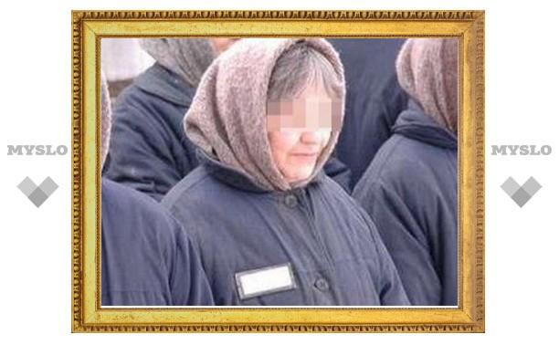 В Тульской области поймана пенсионерка-убийца с молотком