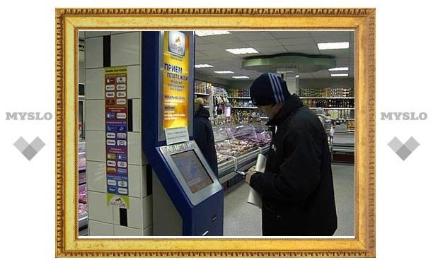 70% участников рынка платежных терминалов связаны с нелегальным бизнесом