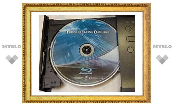 Пираты научились производить диски Blu-ray