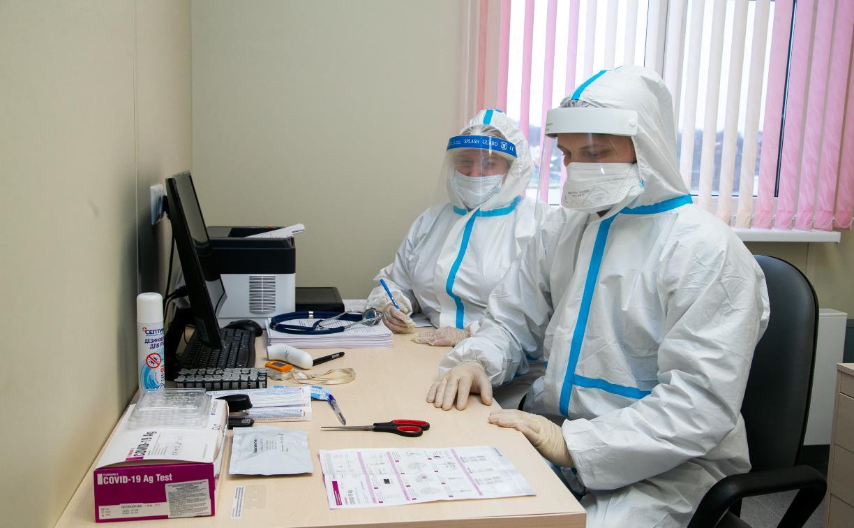 Статистика за сутки: в Тульской области 84 случая заболевания и 10 смертей
