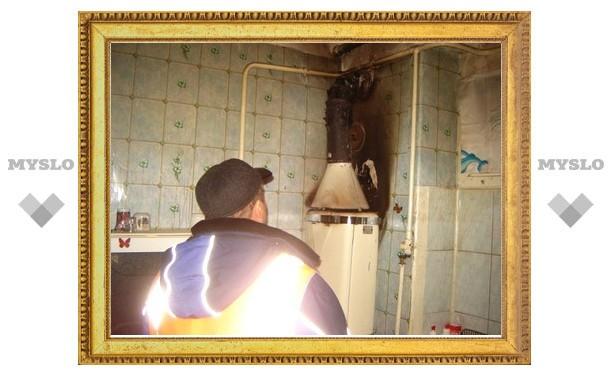 В Тульской области двое подростков погибли из-за газовой колонки