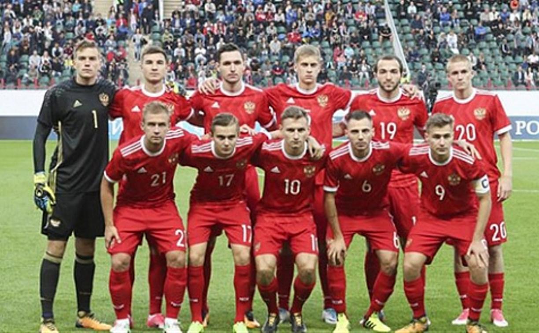 Алексей Дюмин поздравил молодежную сборную России по футболу с победой