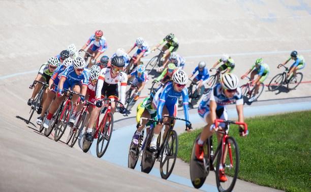 В Туле проходит финал IV летней Спартакиады молодежи России по велоспорту: фоторепортаж