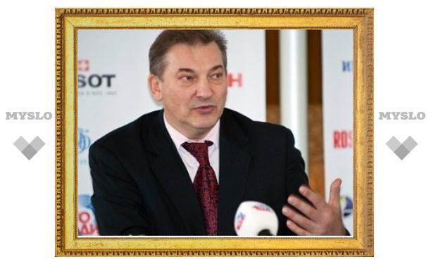 Россия подаст заявку на проведение чемпионата мира по хоккею