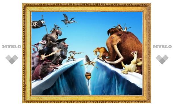 """В Туле пройдет благотворительный показ """"Ледникового периода 4"""" до показа в Москве"""