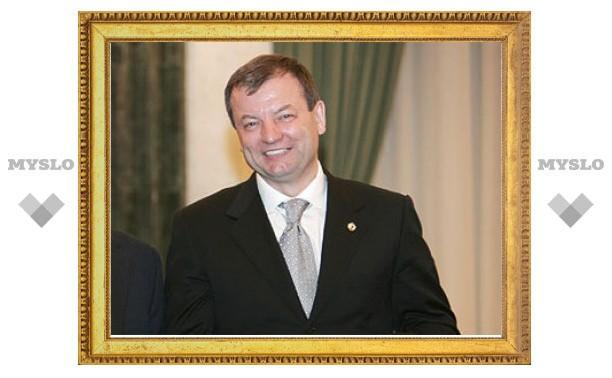 Кущенко выдвинут на пост вице-президента Международного союза биатлонистов
