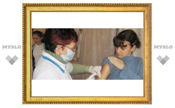 В Туле началась вакцинация