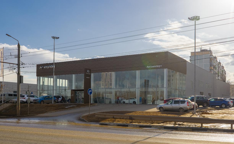 В Туле открылся крупнейший в регионе официальный дилерский центр Hyundai «Автоимпорт» в Заречье