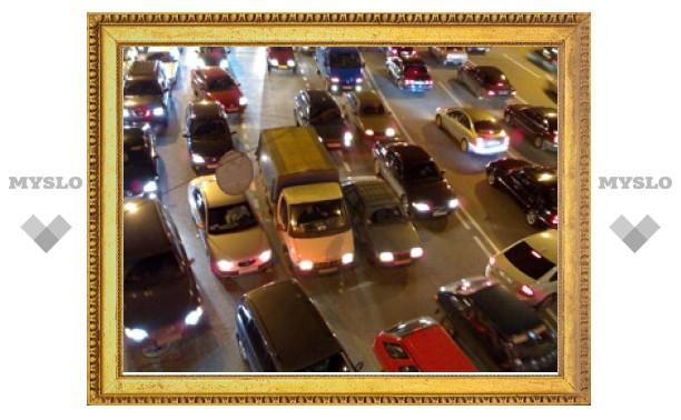 17 января в Туле возможны пробки