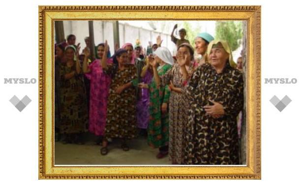 Узбекским участковым предписано ежемесячно стерилизовать двух женщин