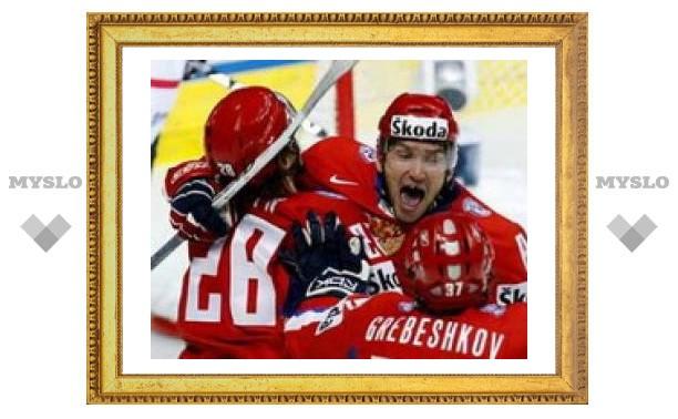 Россия спустя 15 лет вновь стала чемпионом мира по хоккею
