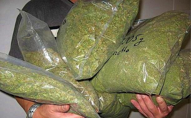 За хранение килограмма марихуаны туляка приговорили к 4 годам тюрьмы