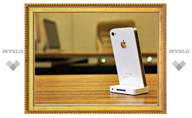 Apple начала продавать iPhone 4 без привязки к оператору