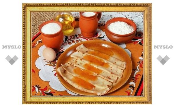 В Ясной Поляне приготовят блины по рецептам семьи Толстых