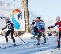 Лыжная гонка в Баташёвском саду собрала более 400 школьников