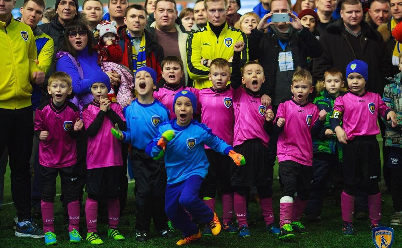 Юные тульские футболисты выиграли Всероссийский турнир