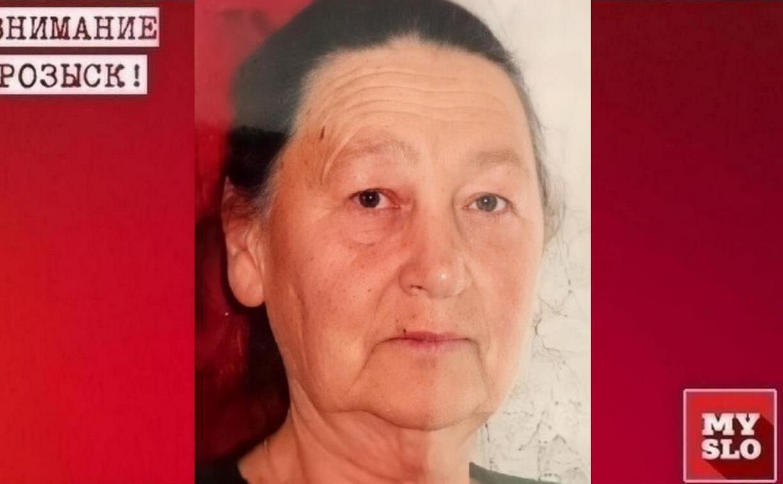 В Кимовском районе пропала пожилая женщина
