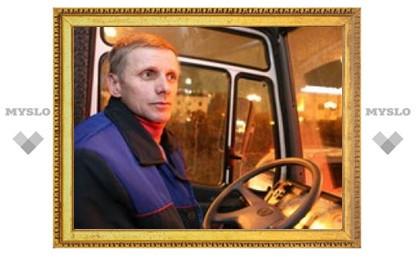 Тульский псих чуть не стал водителем автобуса