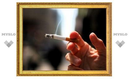 Под Тулой курильщик запалил квартиру