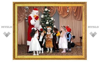 Судьи в Туле стали Дедами Морозами!