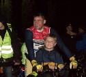 Участники ночного велопробега: спасибо организаторам и ГИБДД