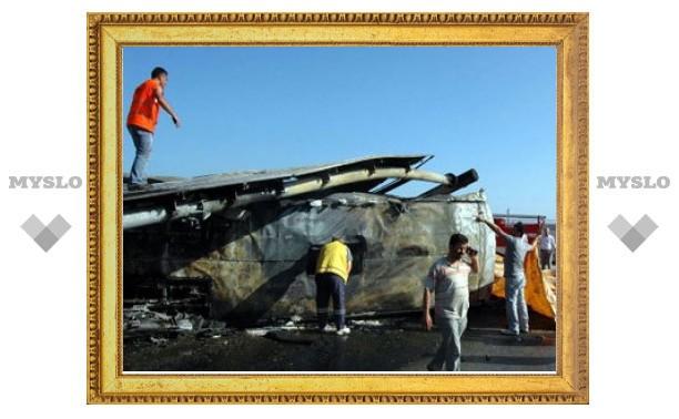 В аварии автобуса в Турции погибли 10 человек