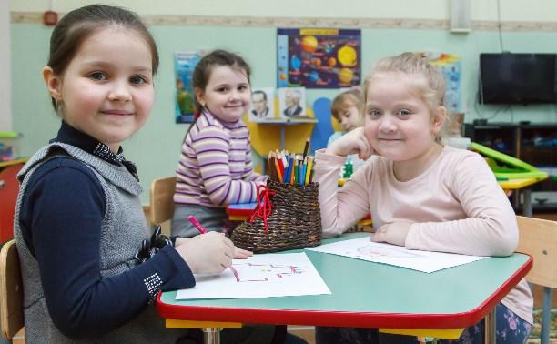 Очередь в детские сады Тульской области составляет 2864 ребенка