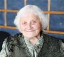 Пенсионерка получила награду от полиции за помощь в раскрытии преступления
