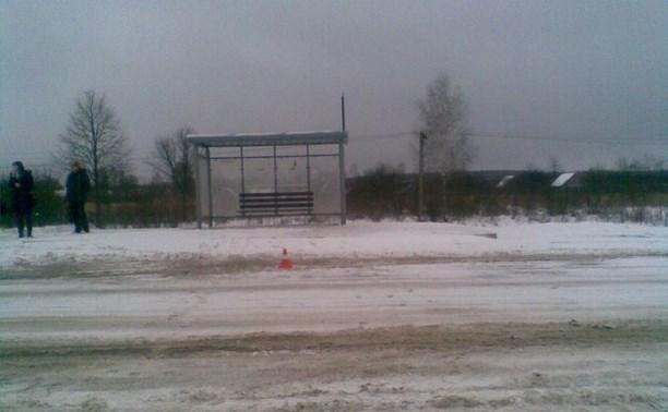Под Суворовом неизвестный водитель насмерть сбил пенсионерку и уехал