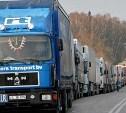 Росавтодор предлагает ограничить движение большегрузов в жаркую погоду