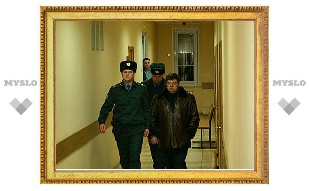 Виктор Волков заключен под стражу